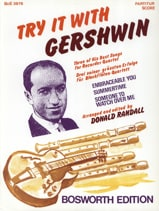 Try it with Gershwin - George Gerswhin - Partition - laflutedepan.com