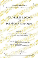 BOURDEAUX - New lessons in rhythmic solfeggio Volume 2 - Sheet Music - di-arezzo.com