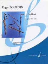 Pan blessé - Roger Bourdin - Partition - laflutedepan.com