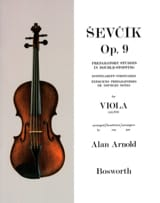 Otakar Sevcik - Studies Opus 9 - Alto - Sheet Music - di-arezzo.co.uk