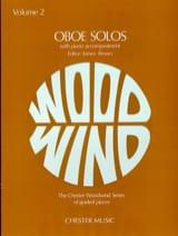 James Brown - Oboe Solos Volumen 2 - Partitura - di-arezzo.es