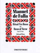 DE FALLA - Ritual Fire Dance / Dance of Terror - Sheet Music - di-arezzo.com