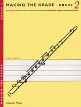 Jerry Lanning - Making the grade Flute - Grade 2 - Sheet Music - di-arezzo.co.uk