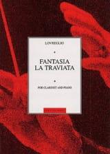 Donato Lovreglio - Fantasie die Traviata - Noten - di-arezzo.de