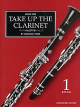 Take up the clarinet - book 1 Graham Lyons Partition laflutedepan.com