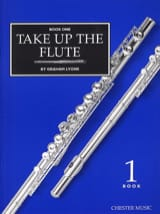 Take up the flute - book 1 - Graham Lyons - laflutedepan.com