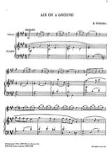 Peggy Radmall - Chester string series - Volume 2 - Partition - di-arezzo.fr