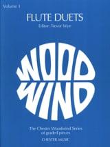 Flute Duets - Volume 1 Trevor Wye Partition laflutedepan.com