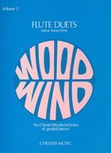 Flute Duets - Volume 2 Trevor Wye Partition laflutedepan.com