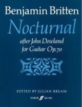 Nocturnal after J. Dowland op. 70 - laflutedepan.com