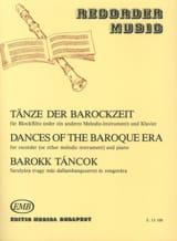 Tänze der Barockzeit –Blockflöte u. Klavier laflutedepan.com