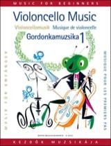 Lengyel Endre / Pejtsik Arpad - Musique pour les 1ers pas, Volume 1 - Violoncelle - Partition - di-arezzo.fr