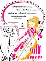 Musique pour les 1ers pas, vol 2 – Violoncelle laflutedepan.com