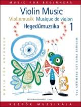 Musique pour les 1ers pas, Volume 1 - Violon laflutedepan.com