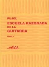 Ecole raisonnée de la guitare -Livre 3 Emilio Pujol laflutedepan