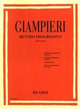 Metodo progressivo –Fagotto - Alamiro Giampieri - laflutedepan.com