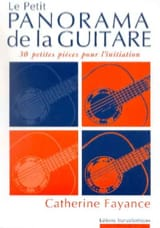 - The small panorama of the guitar - Sheet Music - di-arezzo.com