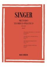 Sigismondo Singer - Metodo Theorico-Pratico - Oboe - Volume 6 - Sheet Music - di-arezzo.co.uk