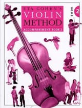 Eta Cohen - Violin Method, Volume 2 - Piano accomp. - Sheet Music - di-arezzo.com