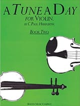 Paul C. Herfurth - A tune a Day Volume 2 - Violin - Sheet Music - di-arezzo.co.uk