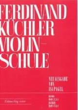 Ferdinand Kuchler - Violinschule - Band 2, Heft 3 - Sheet Music - di-arezzo.co.uk