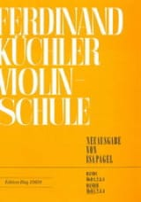 Ferdinand Kuchler - Violinschule - Band 2, Heft 1 - Sheet Music - di-arezzo.co.uk