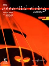Sheila M. Nelson - Essential string method, Volume 2 - Violin - Partition - di-arezzo.fr
