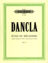 DANCLA - School of the Mechanism Op. 74 or School of Velocity - Sheet Music - di-arezzo.com