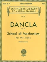 Charles Dancla - School of Mechanism Op. 74 (or School of Velocity) - Sheet Music - di-arezzo.co.uk