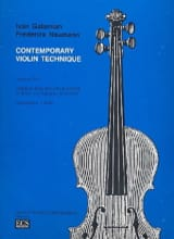 Contemporary Violin Technique Volume 2 - laflutedepan.com