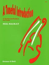 Neil Mackay - A Tuneful Introduction To The 2d Position - Sheet Music - di-arezzo.com