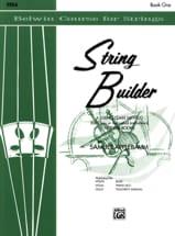 String Builder Volume 1 - Viola Samuel Applebaum laflutedepan.com