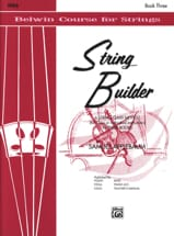 Samuel Applebaum - String Builder Volume 3 - Alto - Sheet Music - di-arezzo.co.uk