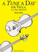 Paul Herfurth - A Tune A Day For Viola - Book 2 - Partition - di-arezzo.fr