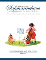 Früher Anfang Auf Dem Cello Vol.2 Egon Sassmannshaus laflutedepan.com