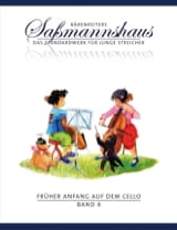 Früher Anfang auf dem Cello Volume 4 Egon Sassmannshaus laflutedepan