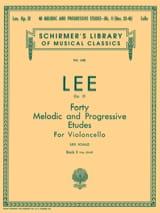 40 Melodic and progressive etudes op. 31 - Volume 2 laflutedepan.com