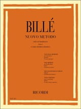 Isaia Billè - New bass method, P. 1/1 - Sheet Music - di-arezzo.co.uk