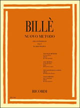 Isaia Billè - New Method of Double Bass Parte 1 Vol.2 - Sheet Music - di-arezzo.co.uk