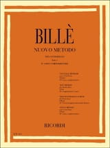 Isaia Billè - New method of contrabass, P. 1/4 - Sheet Music - di-arezzo.co.uk