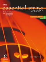 Essential string method, Volume 1 - Double bass - laflutedepan.com