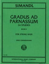 Gradus ad Parnassum, Volume 2 – String bass - laflutedepan.com
