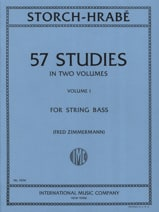 57 Studies, Volume 1 – String bass laflutedepan.com