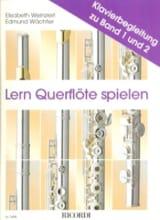 Lern Querflöte spielen – Klavierbegl. Bd. 1+2 - laflutedepan.com