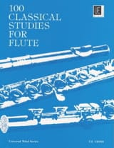 Frans Vester - 100 Classical Studies for Flute - Sheet Music - di-arezzo.com