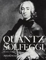 Johann Joachim Quantz - Solfeggi - Flöte - Sheet Music - di-arezzo.co.uk