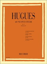 Louis Hugues - 40 Nouvelles études op. 75 - Partition - di-arezzo.fr