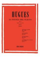 Louis Hugues - Ecole de la flûte op. 51 – Volume 3 - Partition - di-arezzo.fr
