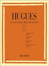 Louis Hugues - School of the Flute Op. 51 Volume 2 - Sheet Music - di-arezzo.com