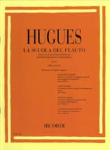 Louis Hugues - School of the Flute Op. 51 Volume 1 - Sheet Music - di-arezzo.co.uk